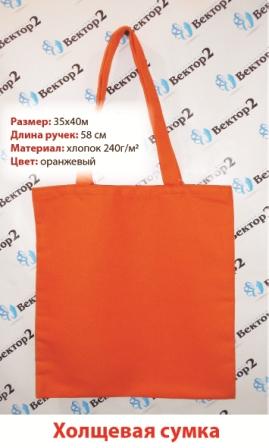 Изготовление промо сумок Вектор Два