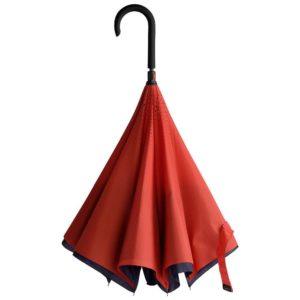 Зонт наоборот Unit Style, трость